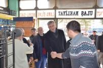 YAŞLILAR HAFTASI - Başkan Sarıalioğlu'ndan Referandum Ziyaretleri