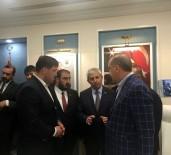 TÜRKISTAN - Başpehlivan Recep Kara, Cumhurbaşkanı Erdoğan İle Bir Araya Geldi