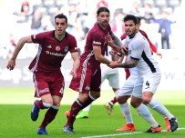 CANER ERKİN - Beşiktaş, Özel Maçta Romanya Ekibine Boyun Eğdi
