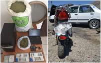 SALDıRı - Bombalı Araç Olarak Kullanılacak 1 Otomobil, 4 Motosiklet Ele Geçirildi