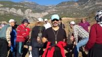 Bozyazı'da Baraj Göleti Etrafına Fidan Dikildi