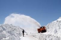 KARLA MÜCADELE - Buzullar Değil Ardahan