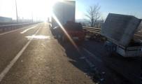 Çankırı'da Trafik Kazası Açıklaması 2 Ölü