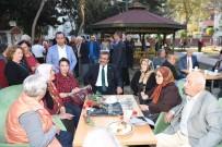 YAŞLILAR HAFTASI - Çetin, Emekli Dinlenme Evinde Yaşlılarla Buluştu