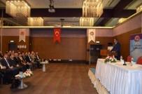BAĞıMSıZLıK - 'Cumhurbaşkanlığı Ve Yeni Hükümet Sistemi İle Güncel Ekonomik Gelişmeler' Toplantısı