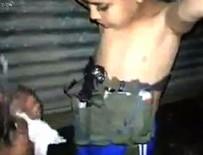 CANLI BOMBA - DEAŞ'tan kan donduran yöntem! 7 yaşındaki çocuğu canlı bomba olarak kullandı