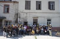TARİHİ BİNA - Ekonomili Öğrencilerden Kuşadası'na 'Sıfır Atık' Restoran