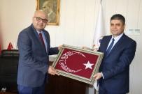 KıRKA - Eti Maden Genel Müdürü Ve Yönetim Kurulu Başkanı Keleşer Kırka'da