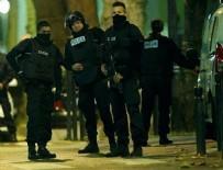 METRO İSTASYONU - Fransa'da silahlı çatışma