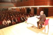 İSLAM - Gazeteci-Yazar Ahmet Taşgetiren Katıldı. Taşgetiren Açıklaması