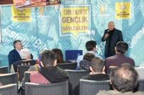 İLETIŞIM - 'Gençlik Söyleşilerine' Mustafa Kabakcı Konuk Oldu