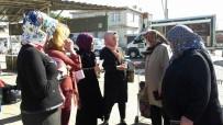 AHMET ŞAHIN - Gümüşçay'da Referandum Çalışmaları Sürüyor