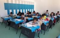 İLKOKUL ÖĞRENCİSİ - İkra Koleji Bursluluk Sınavı Yaptı