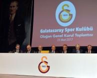 METIN OKTAY TESISLERI - İşte Galatasaray'ın Yeni Projelerinin Detayları
