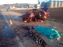 Korkunç kaza: 5 ölü, 4 yaralı
