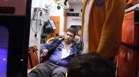 TEOMAN - Kocaeli'de Trafik Kazası Açıklaması 1 Yaralı