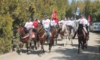BASKETBOL - Konya'da Referandum İçin Atlı Evet Çağrısı