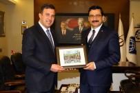 SINAN PAŞA - Kosova Devlet Bakanı, Keçiören Belediyesini Ziyaret Etti