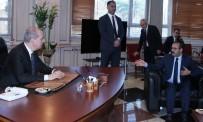 GAZIANTEP ÜNIVERSITESI - Kurtulmuş'tan Rektör Gür'e Teşekkür