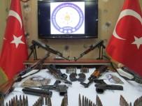 KAÇAKÇILIK - Mardin'de Silah Kaçakçılarına Darbe