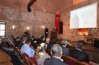 AHMET HAMDİ TANPINAR - Mevlana Şiir Yarışması Ödülleri Sahiplerini Buldu