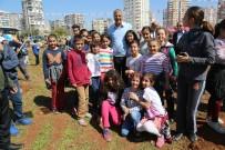 EKOLOJIK - Mezitli'de Jakaranda Koruluğu 33'E Yükseldi
