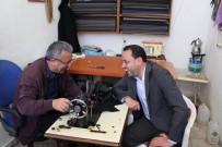 KARAHASANLı - Milletvekili Gizligider, Kozaklı'da Çalışmalarına Devam Etti