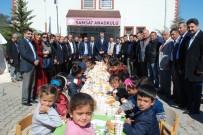 BORSA İSTANBUL - Miniklerden 'Sarsılan İlçeye Sarılan Eller' Projesi