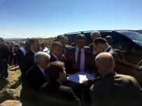 TICARET VE SANAYI ODASı - Müsteşar Aslan Organize Sanayi Bölgelerini İnceledi