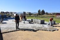 ŞIRINEVLER - Nazilli Belediyesi Üst Yapı Hamlesini Şirinevler'de Sürdürdü