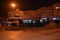 İL EMNİYET MÜDÜRLÜĞÜ - Sakarya'da Gece Yarısı Bin Polisle Tatbikat Yapıldı