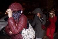 İL EMNİYET MÜDÜRLÜĞÜ - 350 polisle huzur operasyonu: 48 gözaltı