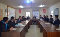 METEOROLOJI - TAMP KBRN Hizmet Grubu Destek Çözüm Ortakları Toplantısı Yapıldı