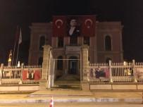 EDİRNE - Tarihi Selimiye Camii'nde 'İklim Değişikliği' Eylemi