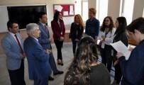 ARSLAN YURT - Tekirdağ'da '9. Geleneksel Üniversite Ve Meslek Tanıtımı'