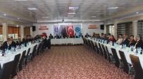 TOPLU SÖZLEŞME - Türk Büro-Sen İstişare Toplantısını Adıyaman'da Gerçekleştirdi