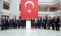 İBRAHIM BURKAY - Ulaştırma Denizcilik Ve Haberleşme Bakanı Ahmet Arslan Açıklaması
