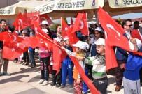 İSMAIL ÇORUMLUOĞLU - Yeşilköy Mahallesi Çok Amaçlı Salonun Temeli Atıldı