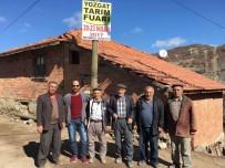YOZGAT - Yozgat 8. Tarım Gıda Ve Hayvancılık Fuarı Çalışmaları Devam Ediyor