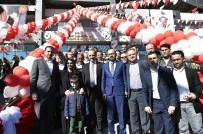 ABDULLAH ÖZER - Zübeyde Hanım Aile Merkezi Açıldı