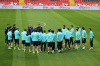 KOSOVA - A Milliler Moldova Maçına Hazır
