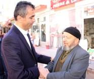 AK PARTI - AK Parti İl Başkanı Doğanay'dan CHP'ye Sert Sözler;
