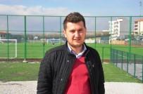 KIRMIZI KART - Arguvan Belediyespor Zorlu Maçın Kazananı Oldu