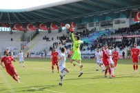 ERZURUMSPOR - B.B. Erzurumspor Açıklaması 2 - Pendikspor Açıklaması 4