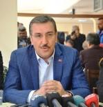 YENİ MALATYASPOR - Bakan Tüfençi'den Hakan Şükür Ve Arif Erdem Tepkisi