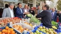 Bakan Tüfenkci'den Esnaf Ziyareti