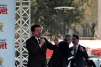 NİHAT ZEYBEKÇİ - Bakan Zeybekci; '17 Nisan'da Uşak'ta Diz Kıra Kıra Zeybek Oynayacağız'