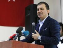 MUHALEFET - Bakanı Çelik Açıklaması 'CHP İçin Mars'a Gitmek Yüzde 50 Oy Almaktan Basit'