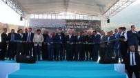 OSMAN GAZİ KÖPRÜSÜ - Bakanlar Arslan Ve Elvan, Büyükeceli'de Tünel Açılışı Yaptı