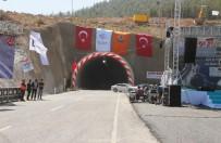 OSMAN GAZİ KÖPRÜSÜ - Bakanlardan Tünel Açılışı